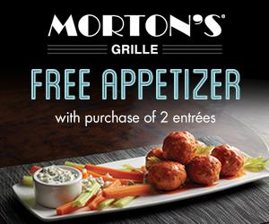 Morton's Grille Niagara Falls Free App